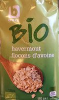 Flocons d'avoine - Product - fr