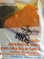 Saumon Atlantique fume - Product - fr