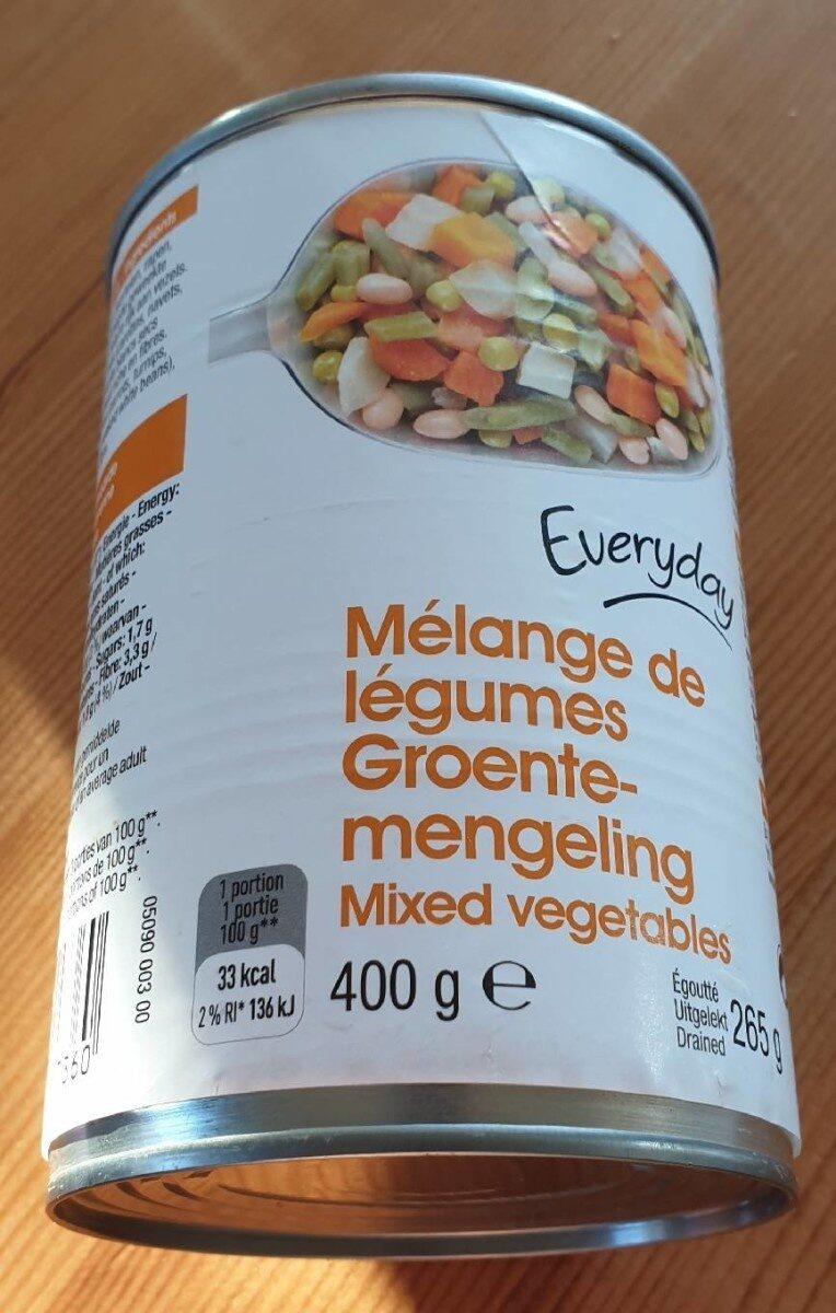 Mélange de légumes - Product