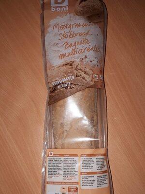 Baguette multicéréales - Product - fr
