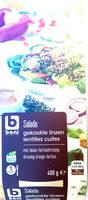 Salade lentilles cuites - Product - fr