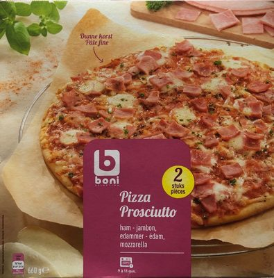 Pizza Proscuitto - Product - fr