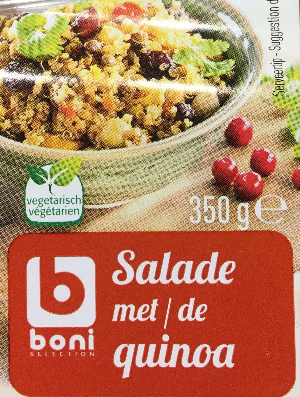 Salade de Quinoa - Produit - fr