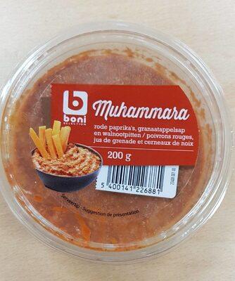 Muhammara - Product - fr