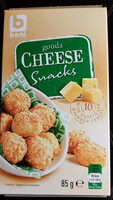gouda cheese snacks - Produit - fr