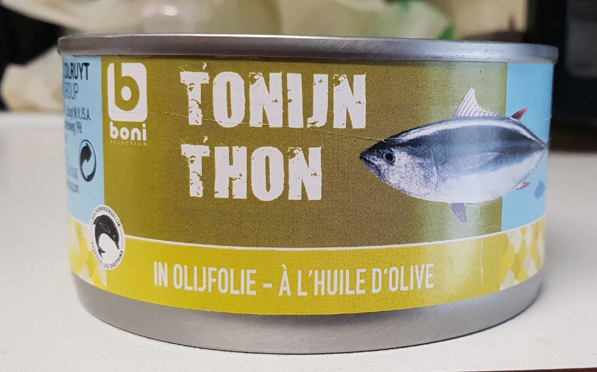 Thon a l huile d'olive - Produit - fr
