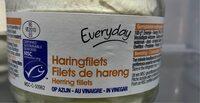 Filet de hareng - Produit - fr