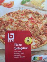 Pizza bolognese - Produit