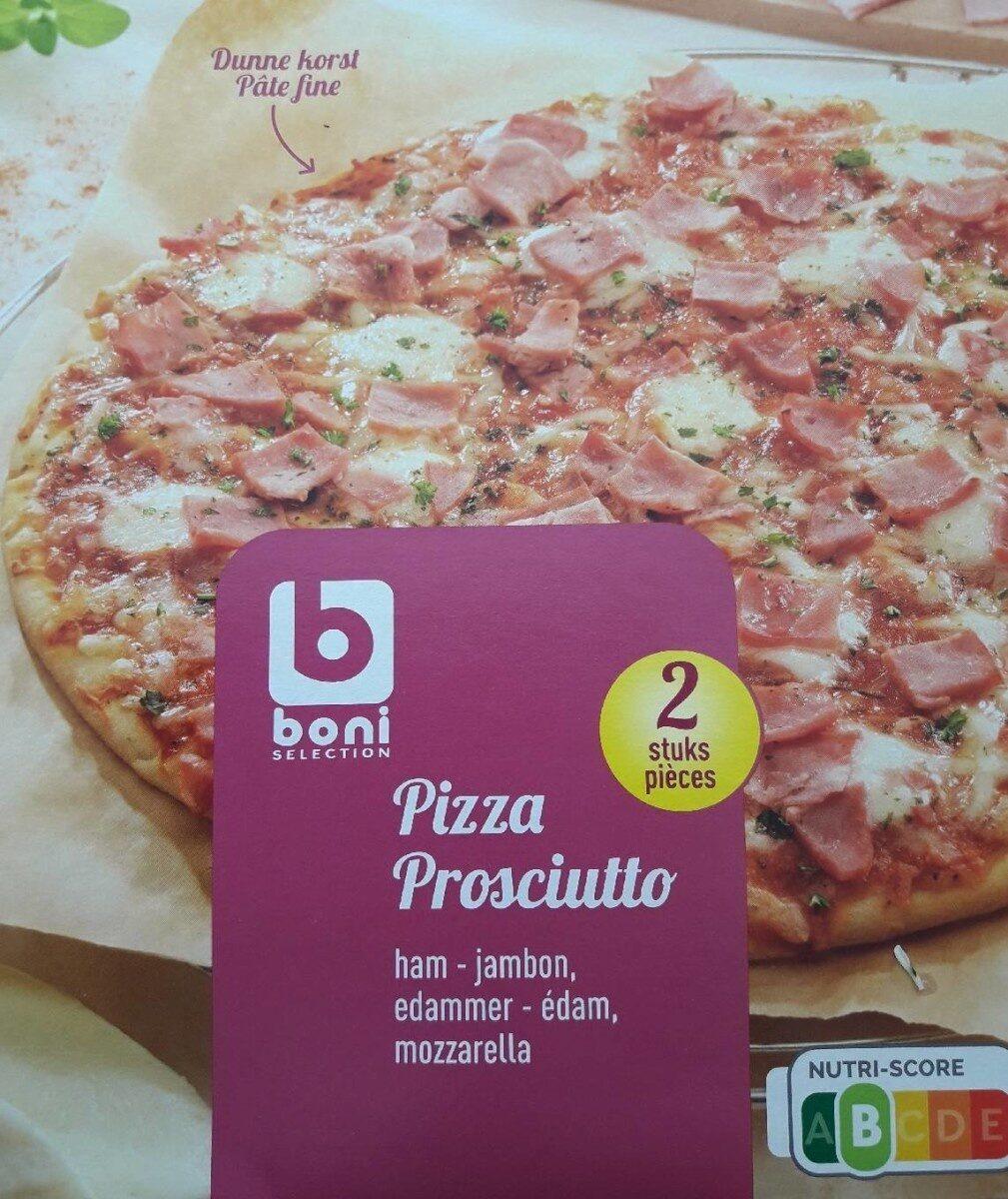 Pizza Prosciutto Boni Selection - Product - fr