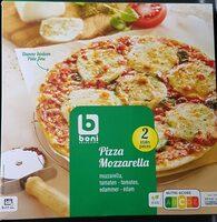 Pizza Mozzarella Boni - Product - fr