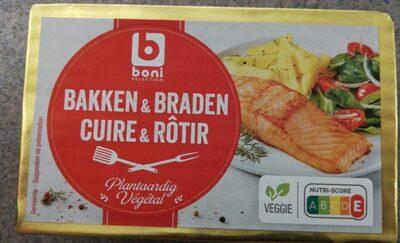 Matière grasse végétale Cuire et Rôtir - Produit