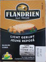 Flandrien kaas - Product