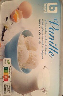 Glace à la vanille - Product
