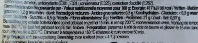 Rôti de porc suprême - Nutrition facts - fr