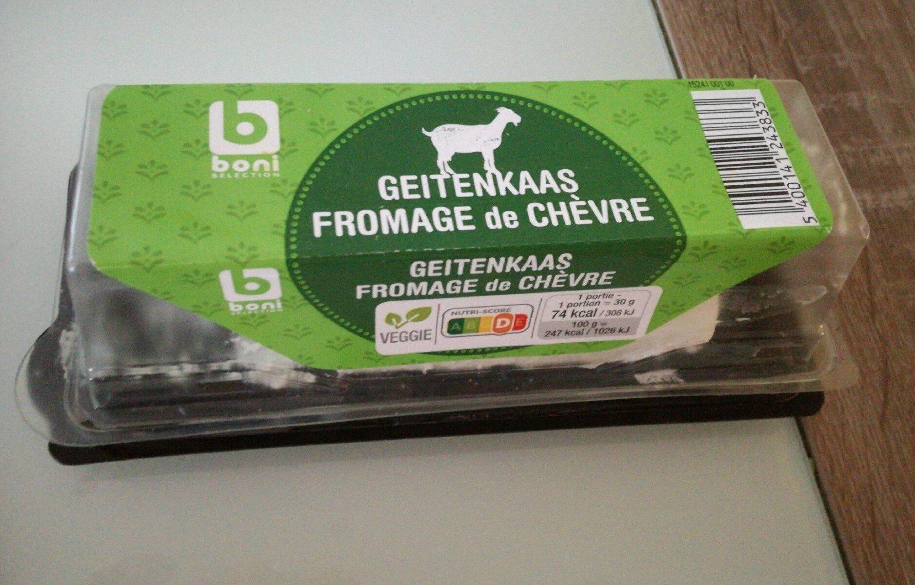 Fromage de chèvre - Product