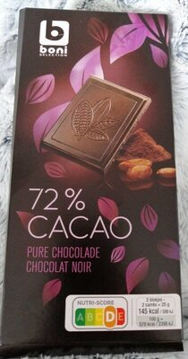 Chocolat noir boni selection - Prodotto - fr