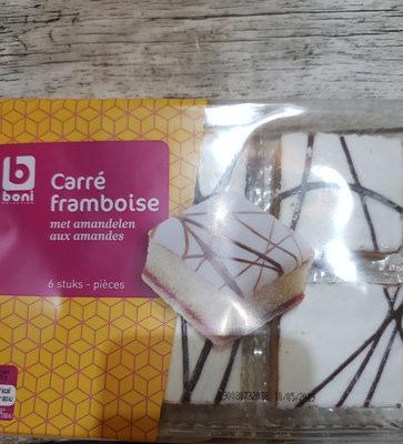 Carré framboise - Product