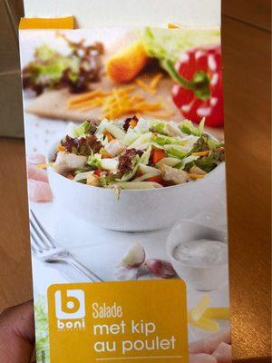 Salade au poulet - Product
