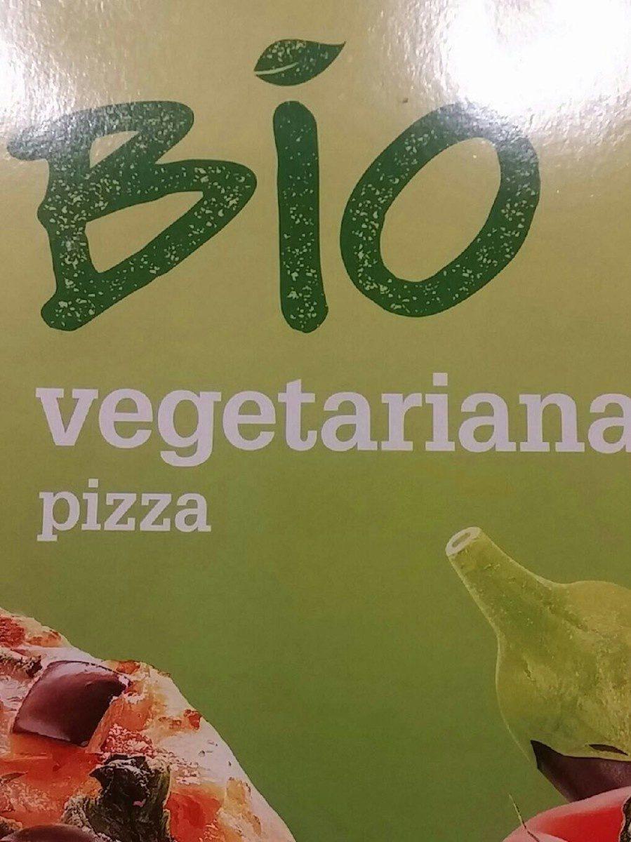 Bio pizza vegetariana - Product - fr