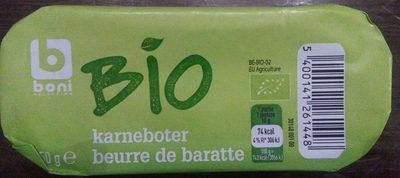 Beurre de Baratte - Product
