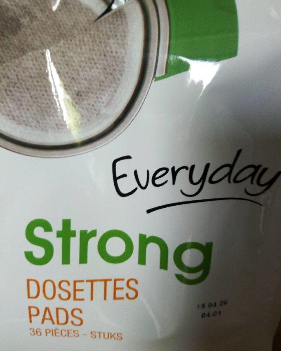 String dosettes - 产品 - fr