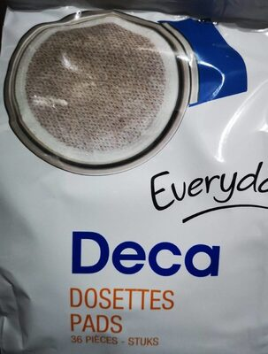 Dosettes deca - Product - fr
