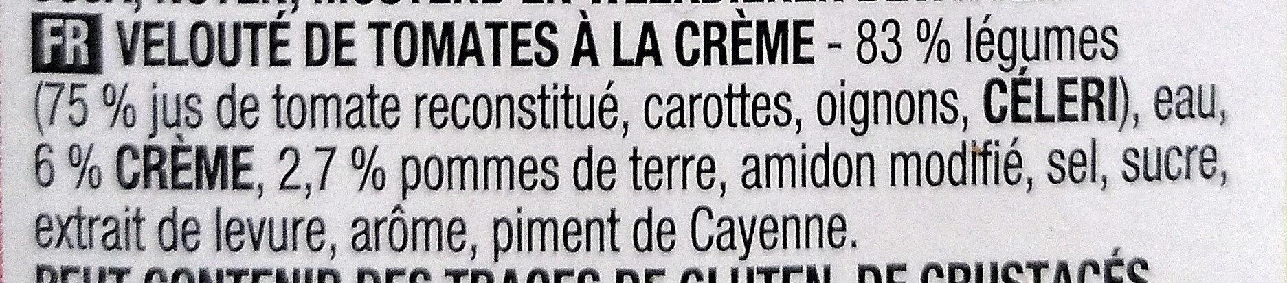 Boni sélection - Ingrediënten - fr