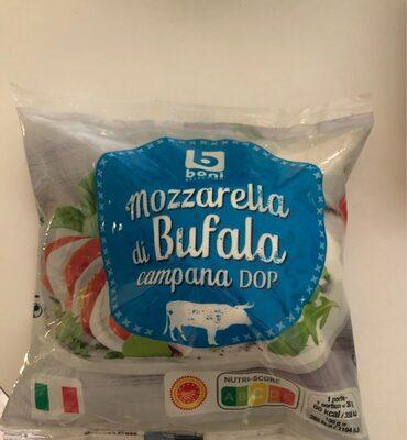 Mozzarella di Bufala - Product
