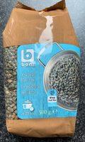Lentilles noires - Product - fr