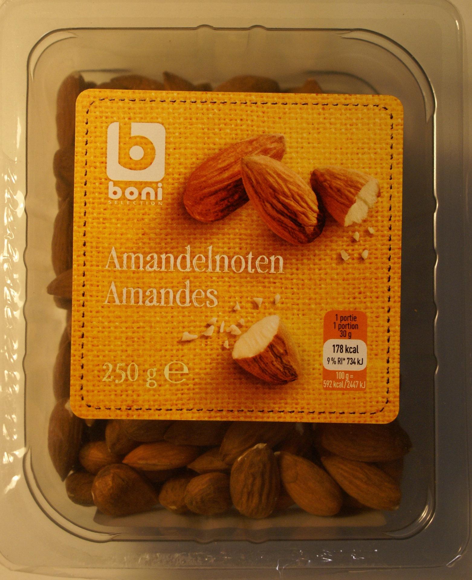 Amandes - Product - fr
