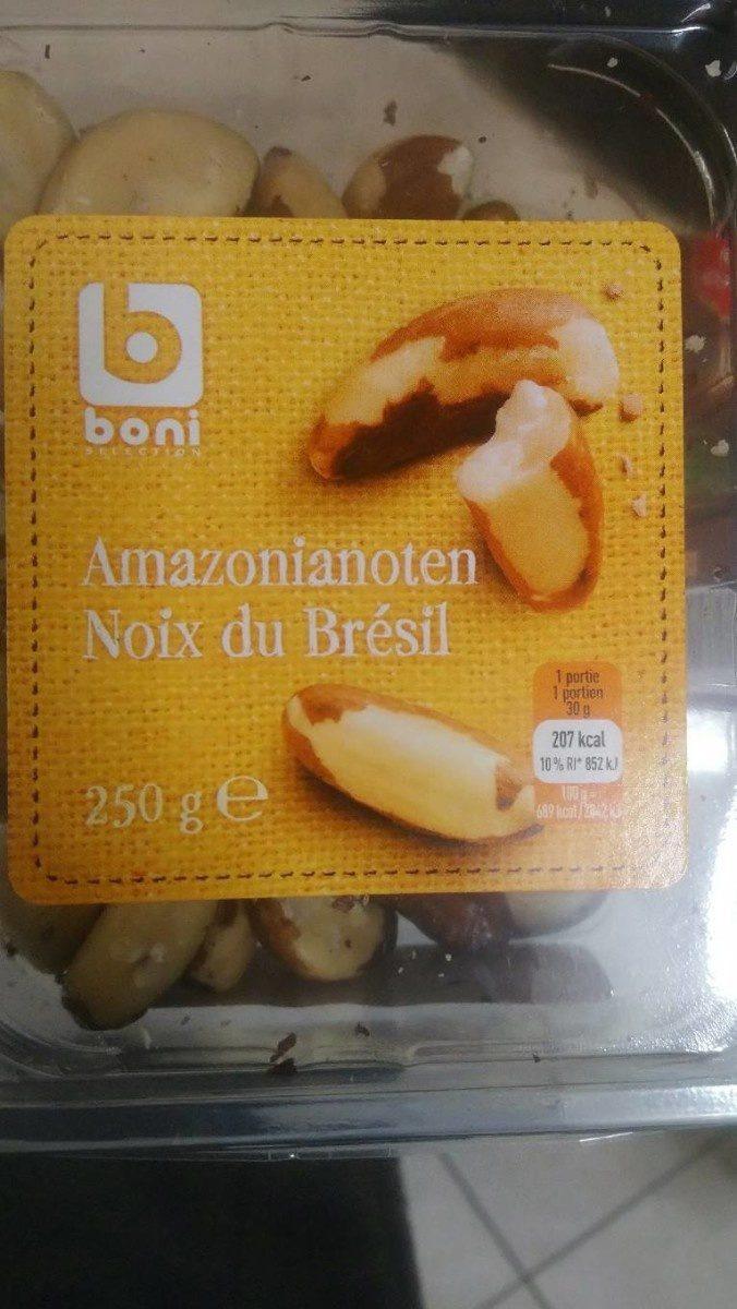 Noix du Brésil - Product - fr