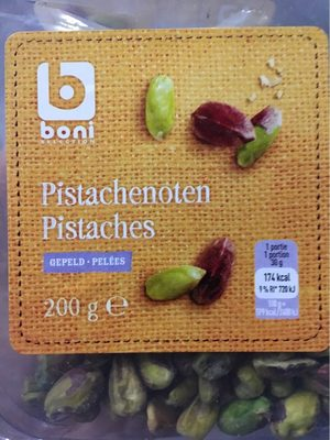 Pistaches - Product