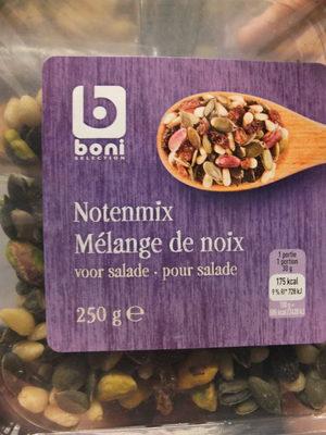 Mélange de noix pour salade - Product - nl