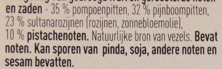 Mélange de noix pour salade - Ingrediënten - nl