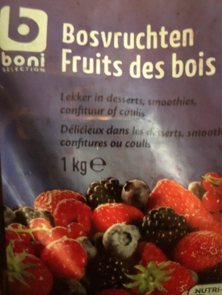 Fruits des bois - Product