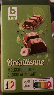 Bresilienne chocolat au lait - Product - nl
