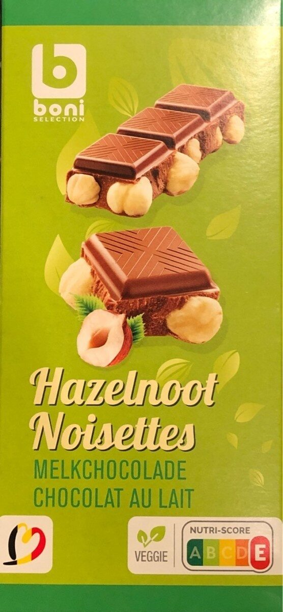 Noisettes chocolat au lait - Product