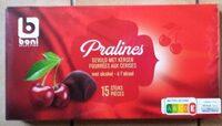Pralines fourrées aux cerises à l'alcool - Prodotto - fr