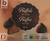 Truffes - Product