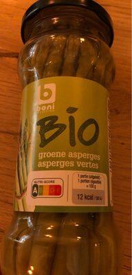 Groene asperges - Produit - fr