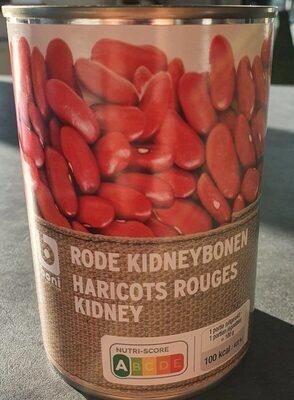 Haricots rouges kidney - Produit - fr