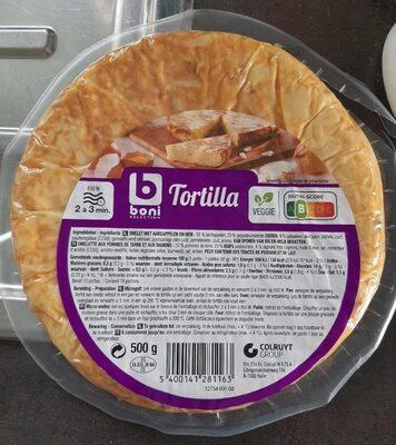 Tortilla - Product - fr