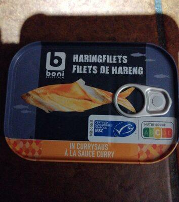 Filets de hareng à la sauce curry - Prodotto - fr