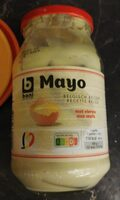 Sauce mayonnaise boni - Producte - fr