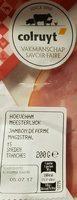 Jambon de ferme magistral - Product