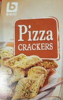 Pizza crackers - Product