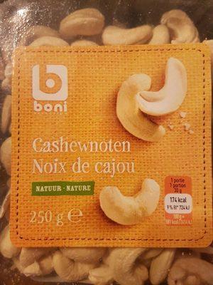 Noix de cajou nature - Product - nl