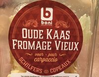 Fromage vieux pour caroaccio - Product