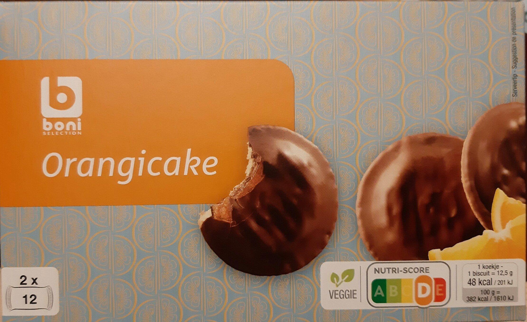Orangicake - Product - en