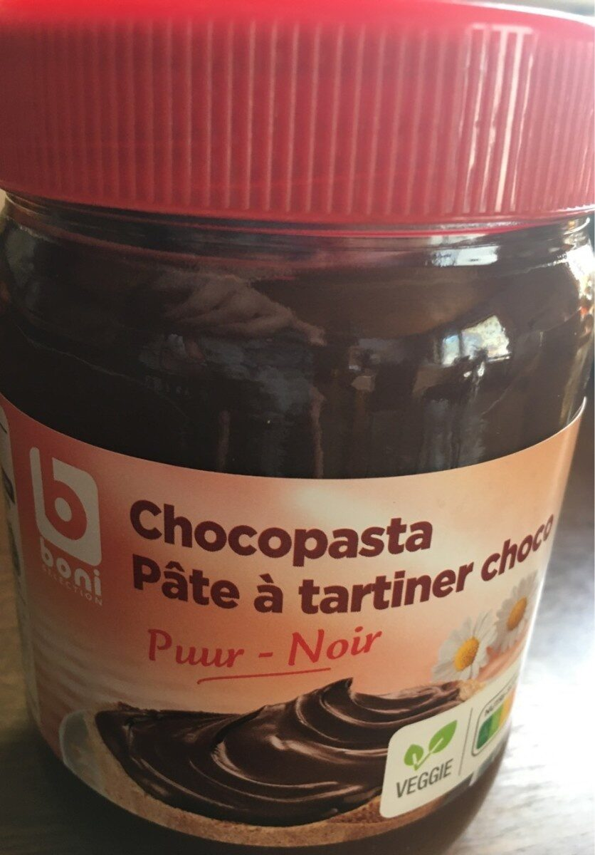 Pate a taerindr choco - noir - Product - fr